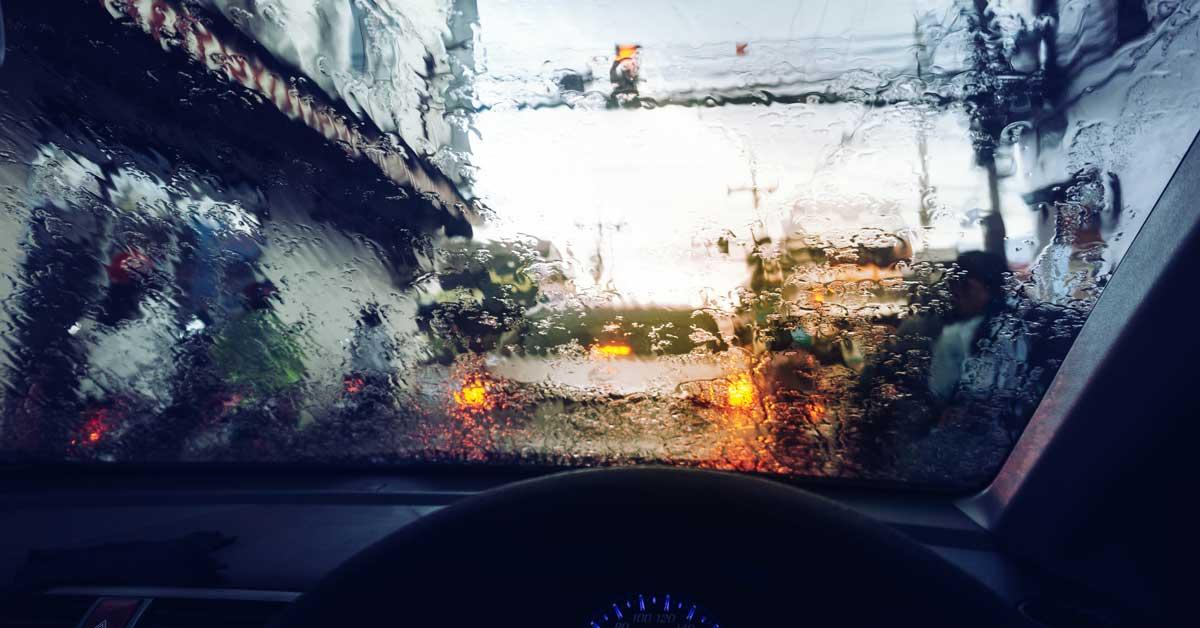 Rijden bij slecht weer header